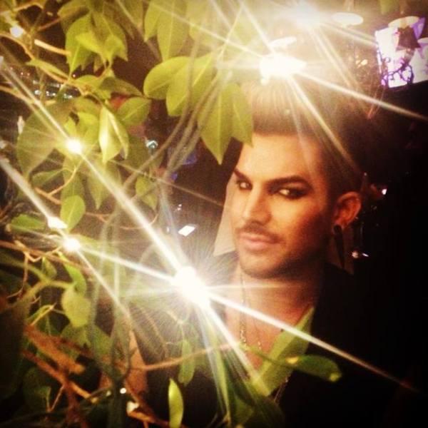@adamlambert: Photo by Lisa Reilly http://instagram.com/p/pO1TiCuNPW/