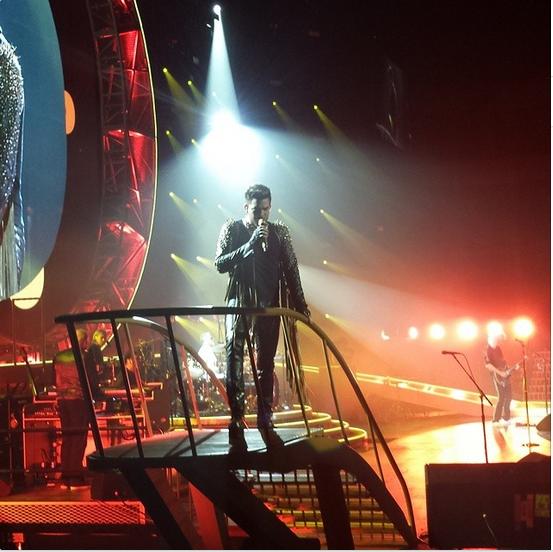 scttwnslw: #queen #adamlambert #concert #winnipegFollow