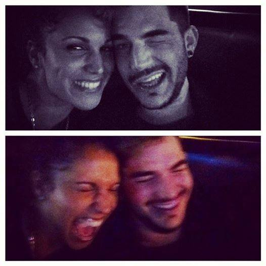 rias38 · Boom Boom Room at The Standard Hotel And sometimes you end up with one of your favorites @adamlambert in a cab at 3 am. I love you friend. #truefriendship #forlife