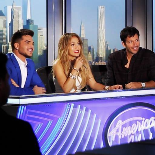 American Idol TV: Day 1 in New York with guest judge Adam Lambert! #idolauditions