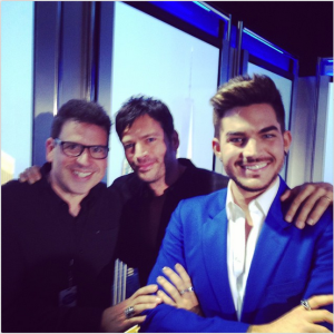 @MichaelOrland  ·  Sep 16 A little out of focus goes a long way with me. Such a fun day with @adamlambert & @harryconnickjr… http://instagram.com/p/tBdHpOQGSS/