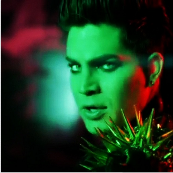 @adamlambert  ·  Throw Back...HALLOWEEN Seasons here!!!! http://instagram.com/p/uSNpD9uNAP/