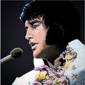 @adamlambert  ·  20h 20 hours ago Tonight Elvis is Dead http://instagram.com/p/vk0mCPONKU/