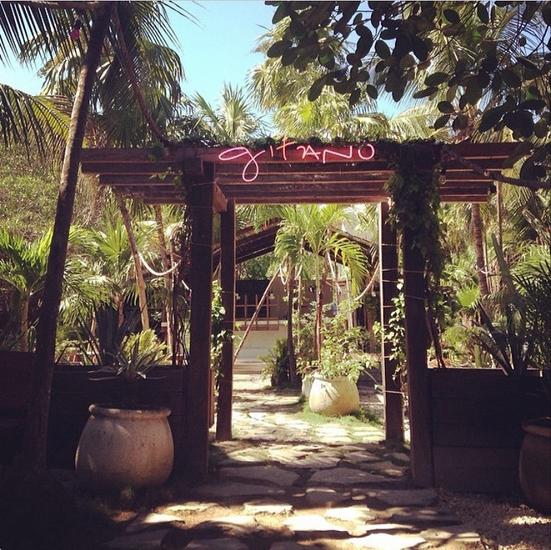@adamlambert  ·  Fav night spot while in Tulum: GITANO. Divine vibes. gitanotulum http://instagram.com/p/xCtb20ONI3/