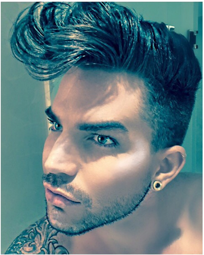 @adamlambert  ·  Nov 30 Voice in My Head http://instagram.com/p/wDB119ONEp/