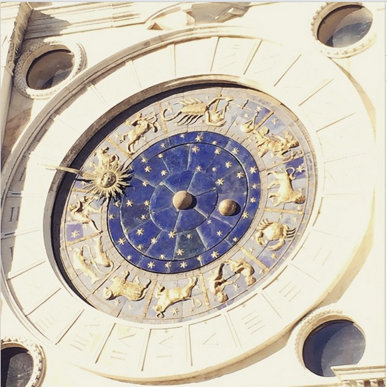@adamlambert  ·  Jan 5 VENEZIA. San Marco Sq. What's your sign. Tell the time. http://instagram.com/p/xeVNFVONDC/