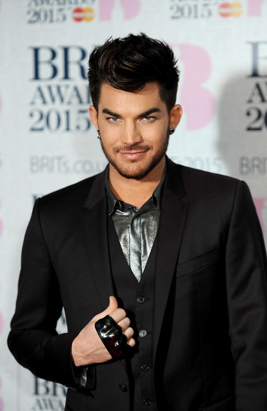 Adam Lambert Fashion