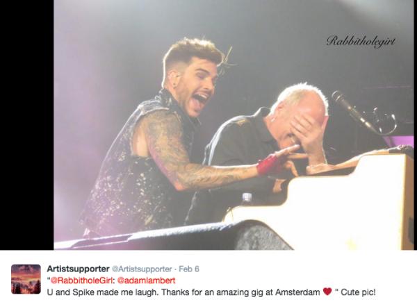 Adam Lambert Week – February 1-7, 2015