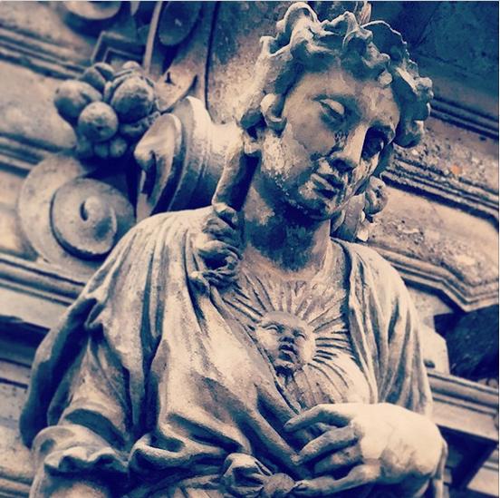 Posted by Adam Lambert #Milan