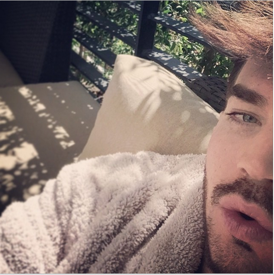 adamlambert: Time was Thrown at the Wind