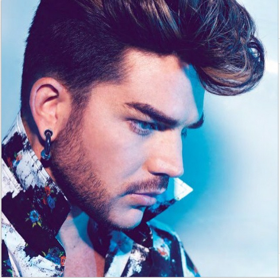 adamlambert: From new .@attitudemag shoot...