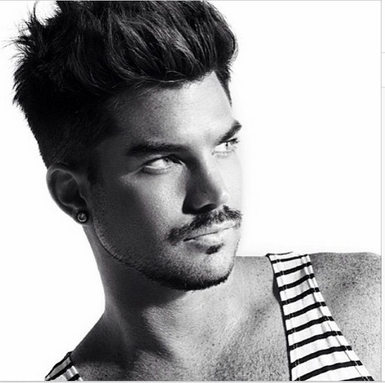 @adamlambert  ·  Apr 24 Throwback. @leecherry bridger https://instagram.com/p/12CBHJONB9/