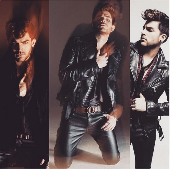 ‏@adamlambert Just lemme feel the touch like the first time Chasing #theOriginalHigh https://instagram.com/p/3BAC1duNOb/