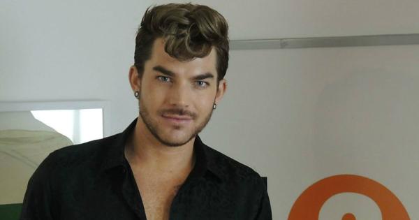 Adam Lambert at BBC2