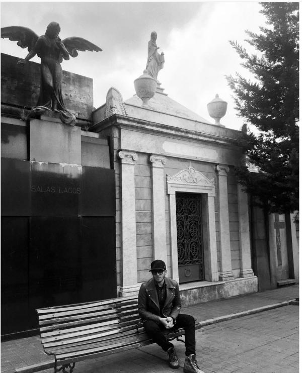 adamlambert: Cemetery Recoleta #buenosaires #argentina