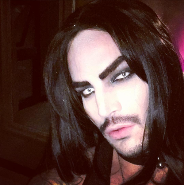 adamlambert: Bassist in a Swedish metal band