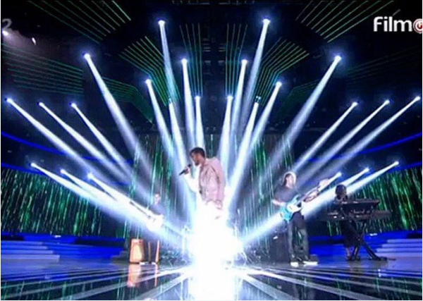 adamlambert: Performing #theoriginalhigh on Xtra Factor UK