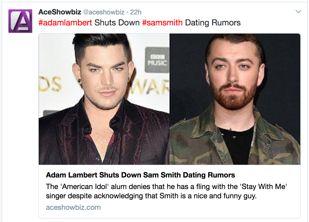 Adam lambert dating history 3